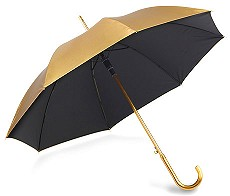 gold uv umbrella