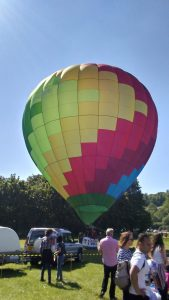 durham hot air balloons