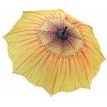 Sunflower Bloom - Full Length Umbrella