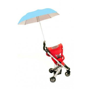 Buggy Brolly Light Blue