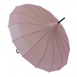 Sugar Pink Pagoda Umbrella