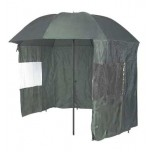 Fishing Umbrella with shelter - Designed by Rob McAlister Ltd