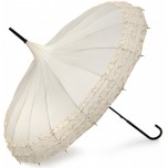 The Phoebe Ivory Pagoda Umbrella