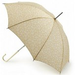 Isabella Cream Walking Umbrella