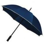 Adults Hi-Viz Umbrella - Navy