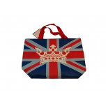 2 Pack - Fabulously British thermal tote bag
