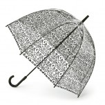 Fulton Birdcage Umbrella - Damask