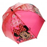 Disney Minnie Mouse Clear/ Tinted Umbrella