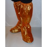 Waterproof Shoe Covers - Orange
