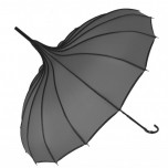 Pagoda Umbrella - Princess - Grey