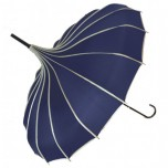 Pagoda Umbrella - Princess - Navy