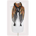 Special Offer - Pia Rossini Scarf - Rochester (Black)