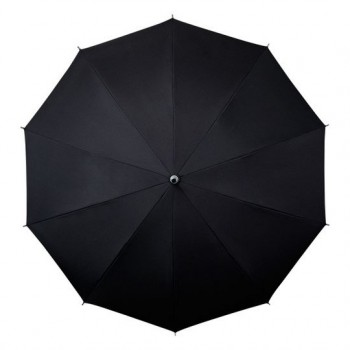 Shoulder Strap Umbrella - Black