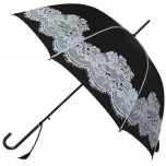 Vintage Umbrella - Black