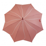Petal Swirl Umbrella - Pink