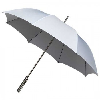 Aluminium Sports Umbrella - White