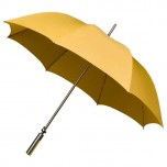 Aluminium Pale Orange Sports Golf Umbrella