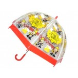 Children's PVC Umbrella - Firemen