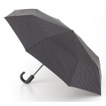 Fulton Compact Umbrella - Chelsea - Black