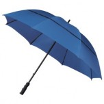 ECO Windproof Golf Umbrella - Blue