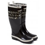 Emma Bridgewater - Raining Cats & Dogs - Wellington Boots