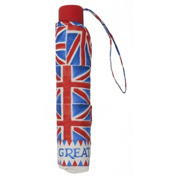 Emma Bridgewater Truly Great Union Jack Compact Umbrella