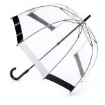 Fulton Birdcage Umbrella -  Black & White