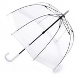 Fulton Birdcage Umbrella - White
