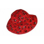 Children's Sun Hat - LADYBIRD