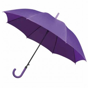 Ladies Walking Umbrella - Purple