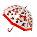 Childrens PVC Umbrella - LadyBird