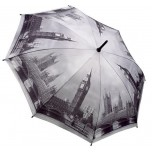 Art Collection - Full Length Umbrella - London City