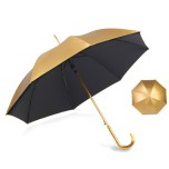 Metallic Gold Umbrella