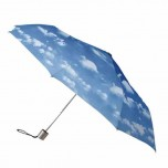 Novelty MiniMax Compact Umbrella - Clouds