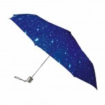 Novelty MiniMax Compact Umbrella - Raindrops