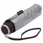 MiniMax - Silver UV Compact Umbrella