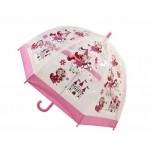 Childrens PVC Umbrella - Princess
