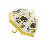 Children's PVC Umbrella - Safari