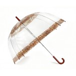 Vision Clear Dome Umbrella - Ocelot