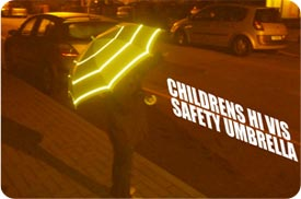 Child-Safe Hi-Viz Umbrella
