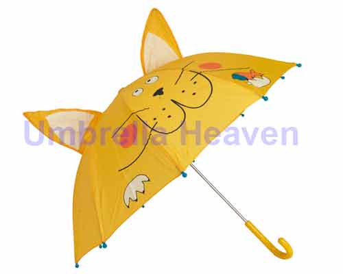 Children's Umbrella - Puss Cat
