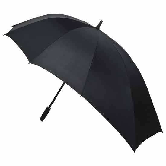 The Longback Golf Umbrella - Black