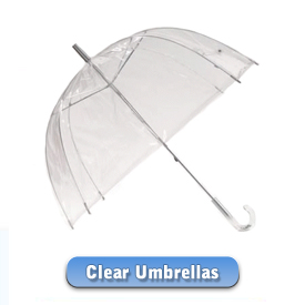 Trendy? Need one of those in-vogue clear umbrellas that you've seen around? Umbrella Heaven has a lovely collection of see-through umbrellas - right here.
