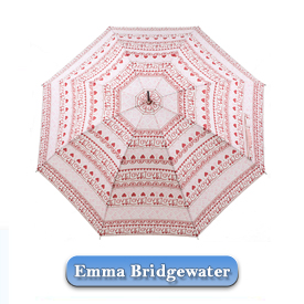 Emma Bridgewater Umbrellas and Rainwear collection