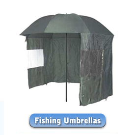 Buy Fishing Umbrellas from Umbrellaheaven