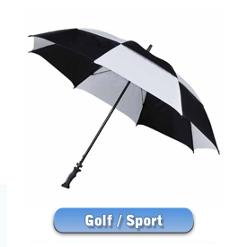 Play Golf? Need a good Golf umbrella? Take a look at one of the biggest and best collections of Golf umbrellas around right here.