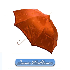 Jennie McAlister Luxury Umbrellas and Parasols