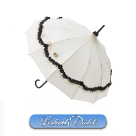 Designer umbrellas? ... this way!