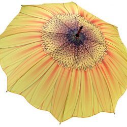 Sunflower Umbrella - Full Length Umbrella