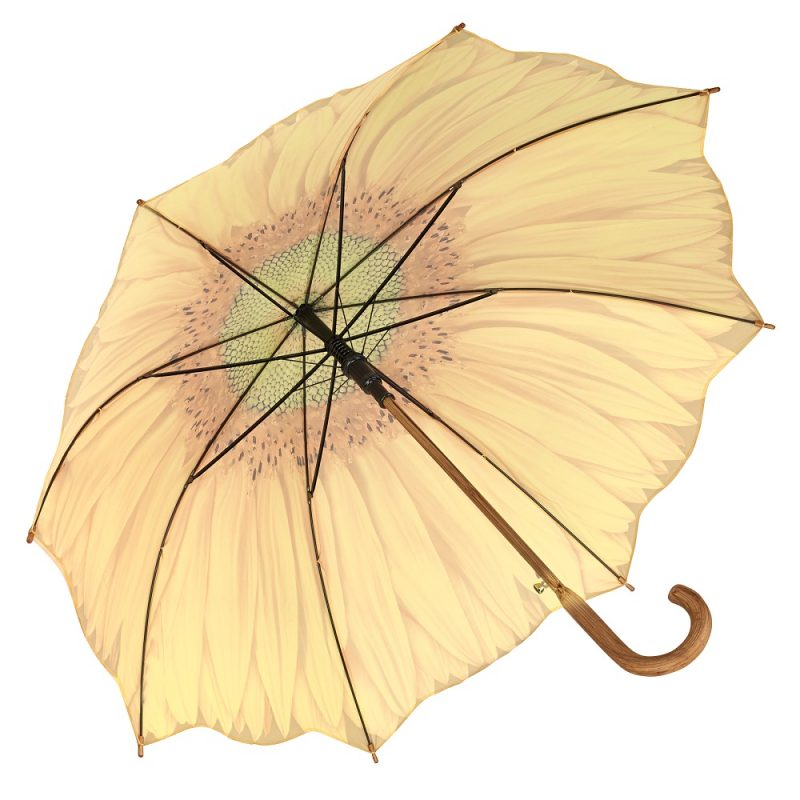 Sunflower Bloom Full Length Umbrella